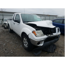 2011 Nissan Frontier S 4.0L vin: 1N6AD0CU0BC******