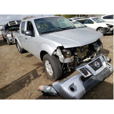 2013 Nissan Frontier S 4.0L vin: 1N6AD0FRXDN******